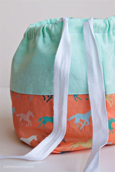 knitting project bag pattern free tutorial reversible sock knitting project bag