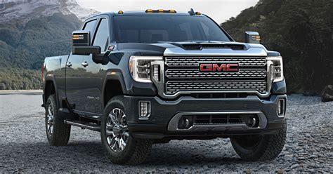 New 2020 Gmc Heavy Duty Trucks by 2020 Gmc Heavy Duty Trucks Hiconsumption