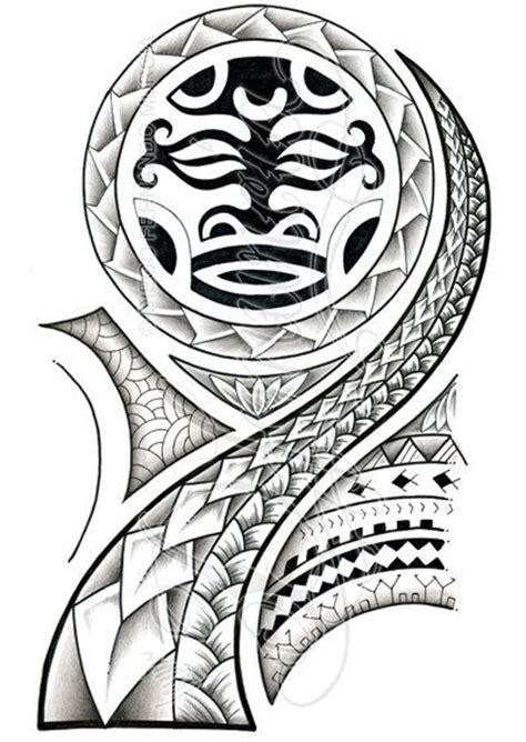 Tottem 4 Mauri polynesian tattoos samoanische tattoos weibliche zitate und 196 rmel