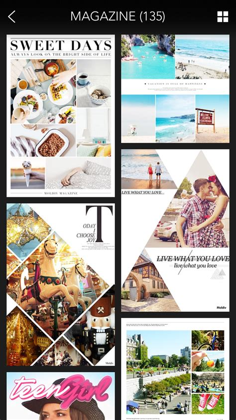 magazine layout photo collage review moldiv 3 0 an ambitious all in one photography