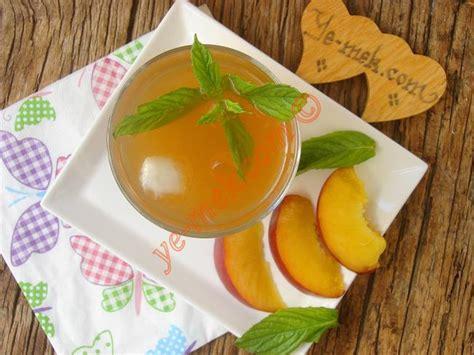 ice tea soguk cay tarifi resimli anlatim yemek tarifleri şeftalili ice tea soğuk 199 ay tarifi nasıl yapılır