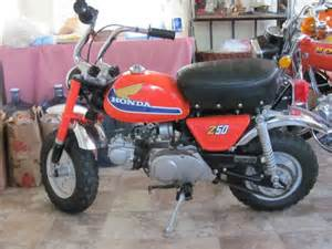 Honda Z50 For Sale 1977 Honda Z50 Mini Trail Motorcycle For Sale On 2040 Motos