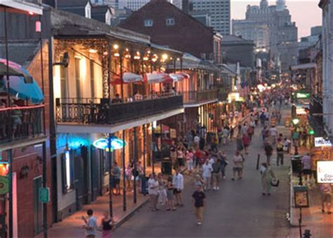 top bars on bourbon street cruises to new orleans louisiana new orleans shore