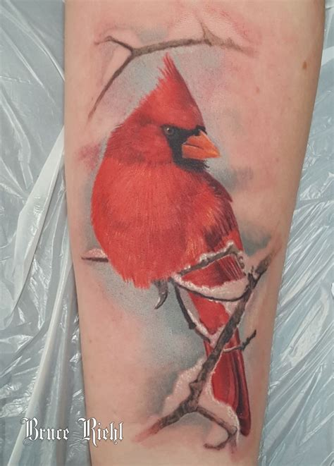 cardinal bird tattoo best 25 cardinal tattoos ideas on