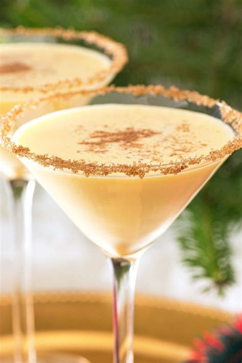 eggnog martini recipe 1000 ideas about eggnog martini on eggnog