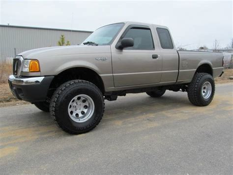 2004 Ford Ranger by 2004 Ford Ranger Xl Sold