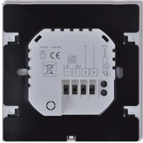 termostato per riscaldamento a pavimento articoli per termostato riscaldamento a pavimento digitale