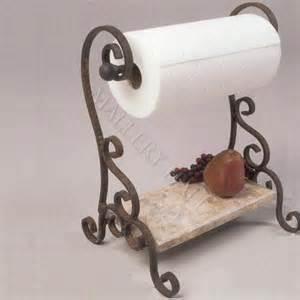 iron paper towel holder iron paper towel holder