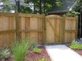 wood fence ideas for backyard garden fence decorating ideas seefilmla home home design