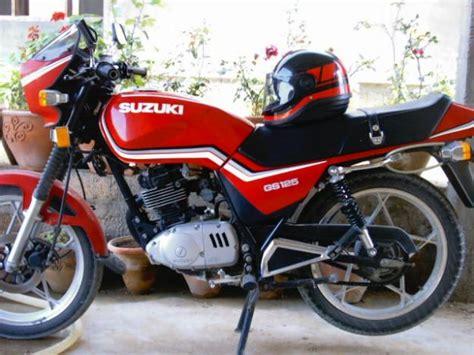 Suzuki Gs 125 Review Suzuki Gs 125 2636901