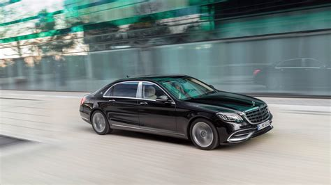 mercedes 2018 s class 2018 mercedes s class facelift pricing announced in germany