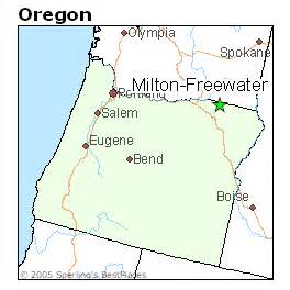 best places to live in milton freewater oregon
