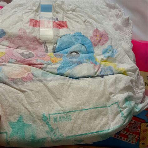 Mamy Poko Standar S 58 S nagoya day 4 snowing mamy poko diapers klutzclumlov