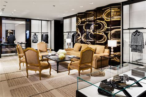 home design stores boston chanel store in california by peter marino home decor ideas