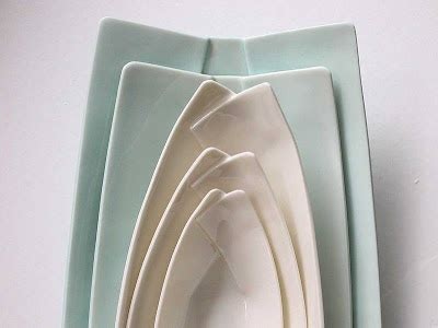 More From Craft2eu Side By Side by Cool Stuff Pia Baastrup Porcelain Paperboats
