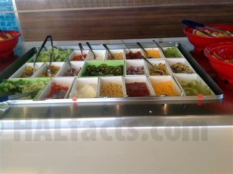 taco bar toppings rotterdam lido deck hal cruiser information