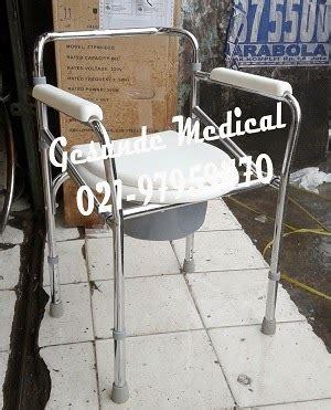 Kursi Roda Onemed Spirit bangku toilet pasien fs 894 onemed toko medis jual alat