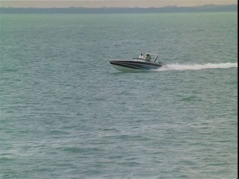 speed boat gif crash season 2 80s gif find share on giphy