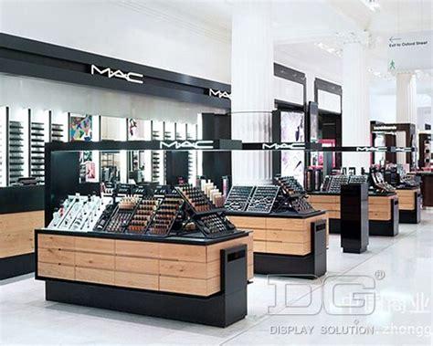 home designer interiors mac round cosmetic display google search makeup studio
