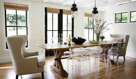 3 springtime rustic dining room looks for 10k