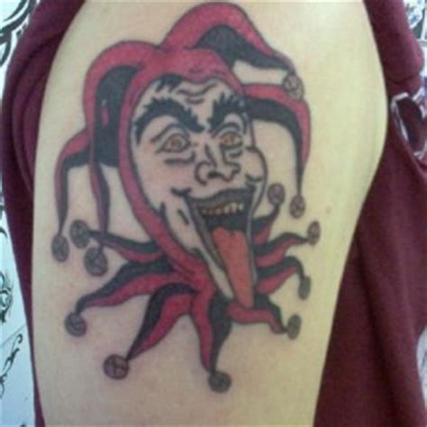 joker foot tattoo joker tattoos from the dark knight rises tribal joker
