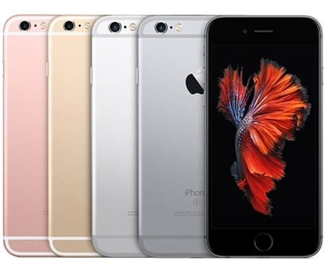 refurbished apple iphone 6s plus 64gb all colours