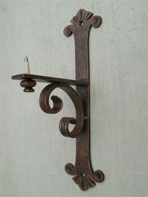decorative mantel brackets iron mantel bracket large