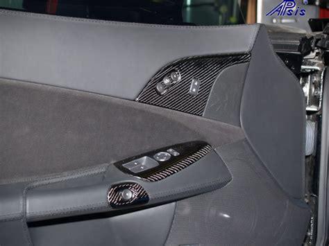 C6 Corvette Door Handle by C6 Leather Parts Door Panel Door Handle 05 13 W O