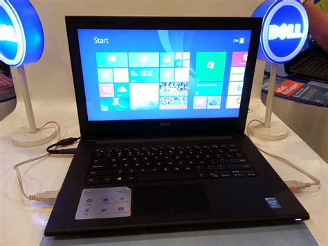 Laptop Dell Inspiron 14 3000 Series apps and gadgets dell introduces its entry level 3000 and