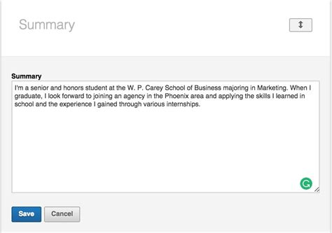 how students can optimize their linkedin to land a