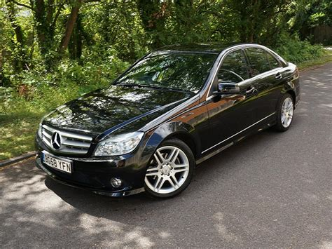 Clothes My Back 2202008 by Used 2008 Mercedes C Class C220 Cdi Sport For Sale In