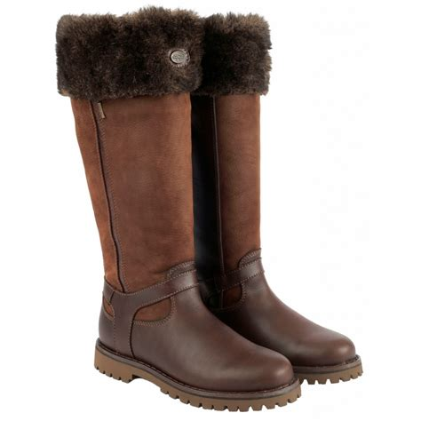 best leather boots fourree boots fourree waterproof and
