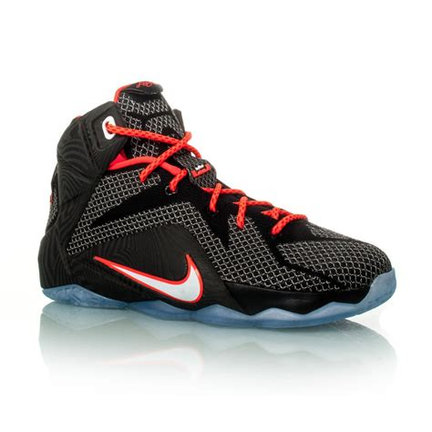 lebron boys sneakers nike lebron xii gs boys basketball shoes black