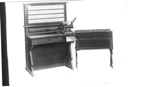Hollerith Desk by Hollerith Tabulator Drawing 102672496 Computer