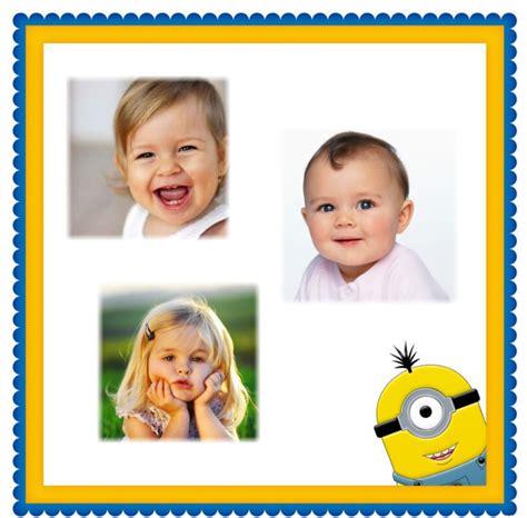 imagenes varias para descargar gratis fotomontajes infantiles para varias fotos fotomontajes