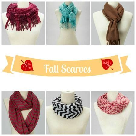 7 Scarf Styles For Fall by An Easy Accessory For Fall Easy Scarves And Fall Fashion