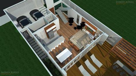 plantas 3d plantas de casas e plantas 3d barbara borges projetos