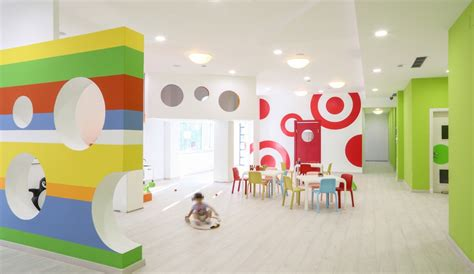 Home Decor Product Design Jobs by A Playful Kindergarten Interior In Albania