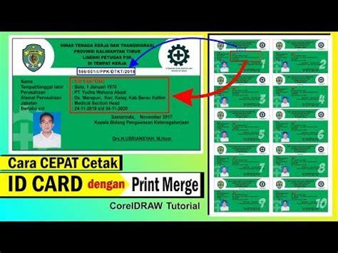cara membuat id card naruto di hp music gratis tips trik foto id card otomatis di coreldraw