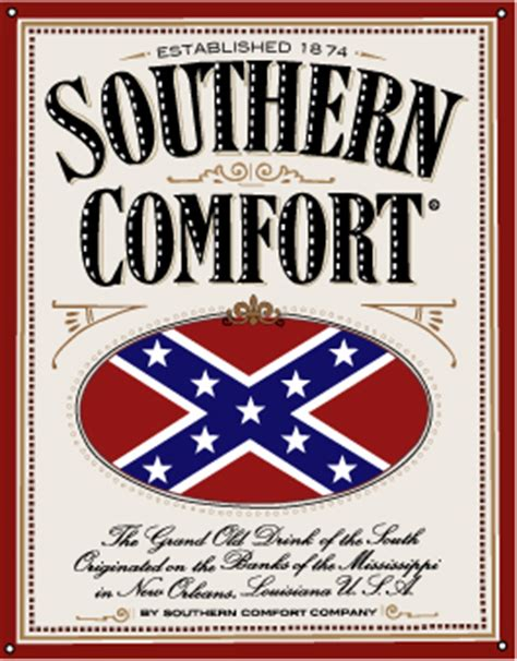 Southern Comfort Logo by Southern Comfort Label By Rebel2617 On Deviantart