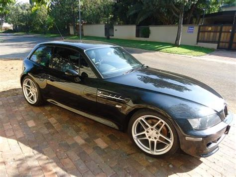bmw clothing sa bmw bmw z3 m coupe schnitzer was listed for r340 000 00