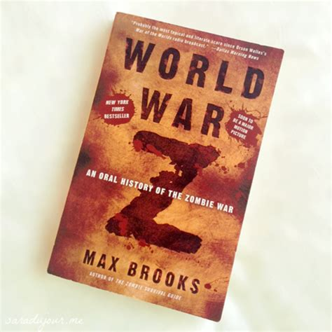 world war z book report correction to an essay by prof tom jenkins the war of the