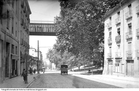 c mara de comercio de madrid madrid antiguo viaducto sobre la calle de segovia