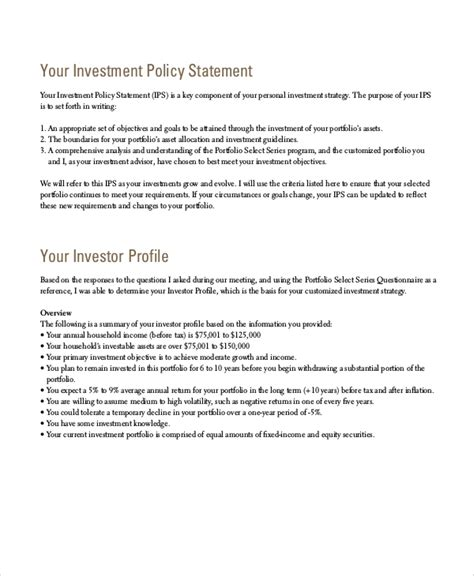 investor questionnaire template investor questionnaire template investors perception
