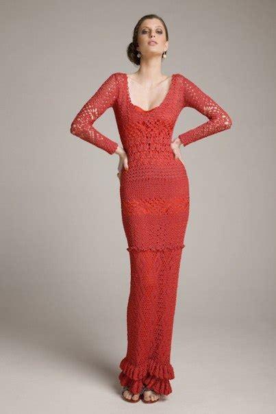 como hacer un vestido tejido ideas para hacer un maxi vestido tejido a crochet