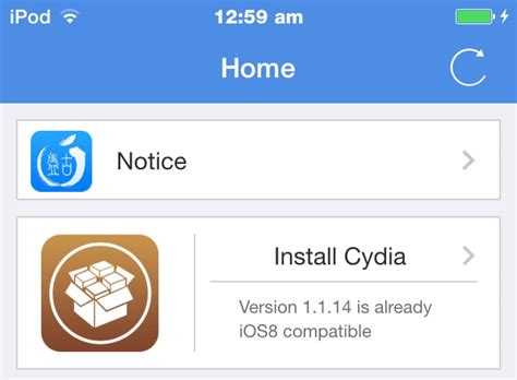 cydia full version free no jailbreak pangu ios 8 jailbreak updated with cydia installer how to