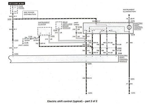 1999 ford ranger wiring diagram wiring diagram and