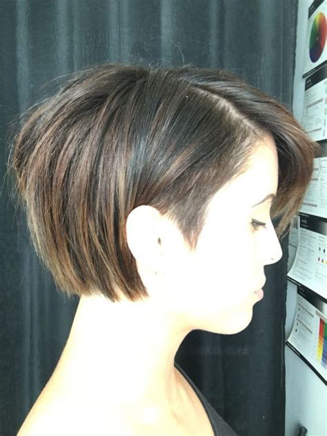 haircut bob undercut 1003 best images about hairstyles on pinterest short