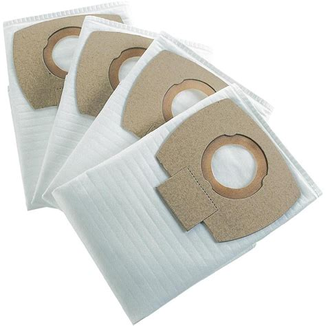 Vaccum Cleaner Bags nilfisk 4x vacuum cleaner bags and 1 x filter from