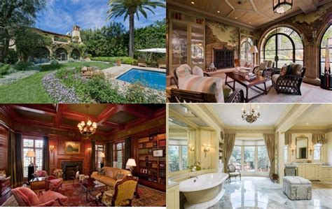 jaw dropping  expensive celebrity homes youve